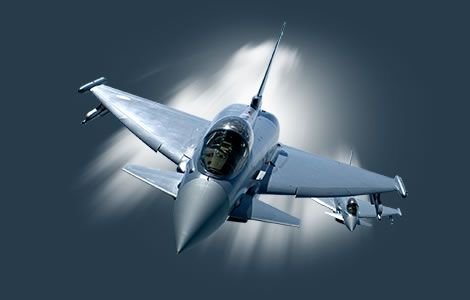 Eurofighter Typhoon Advantages intro