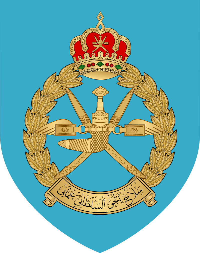 Royal Air Force of Oman Logo
