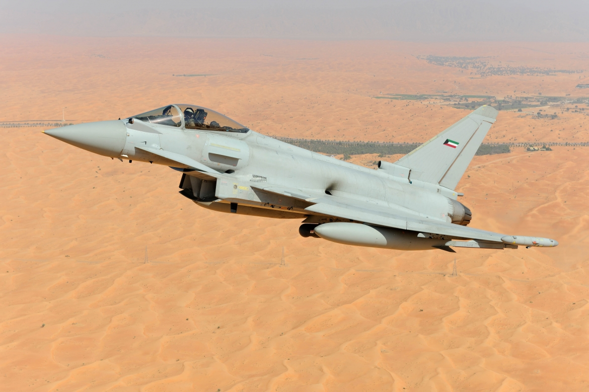 Italy and Kuwait Eurofighter agreement