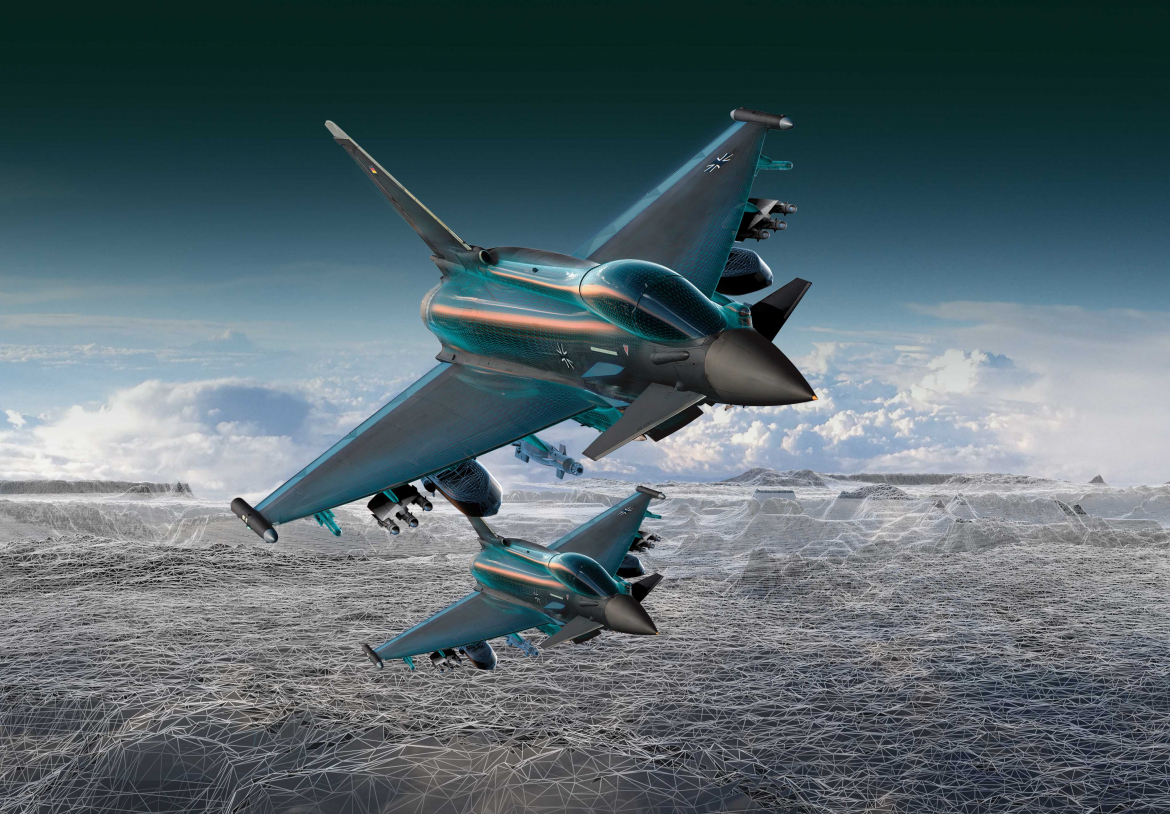Eurofighter Typhoon - the perfect choice for Germany