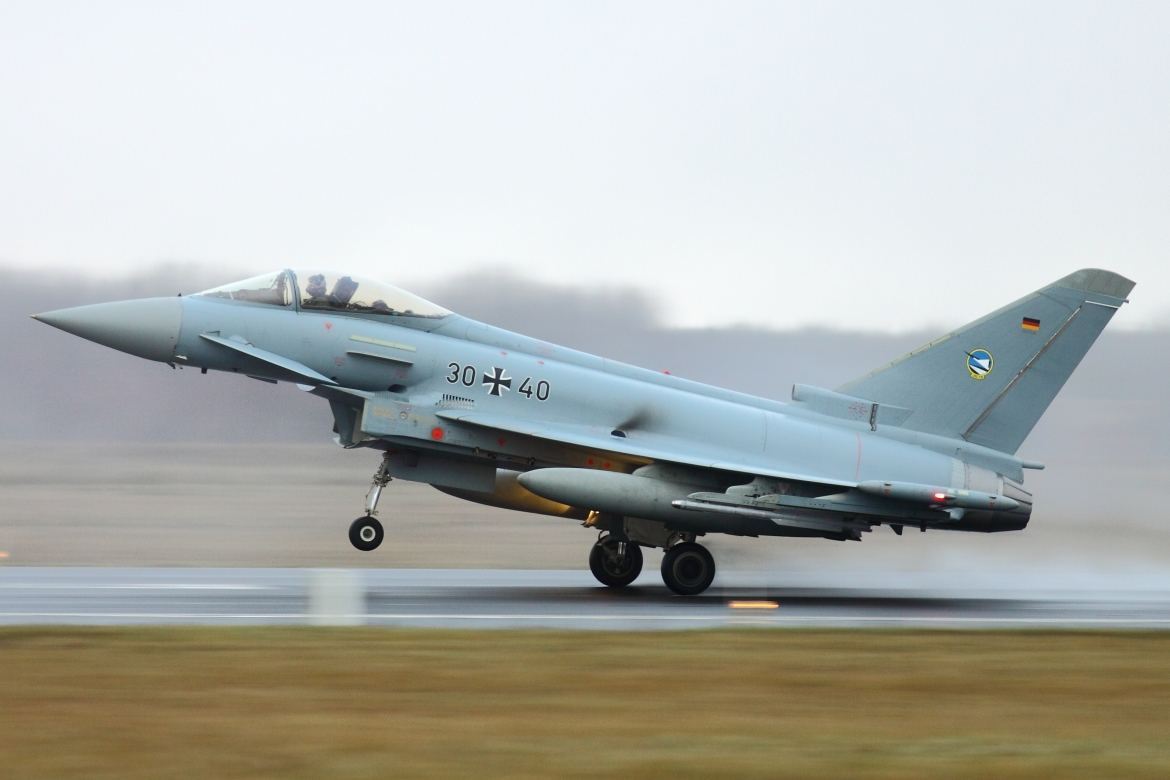 Eurofighter on Patrol - Image Courtesy Pieter Bastiaans.JPG
