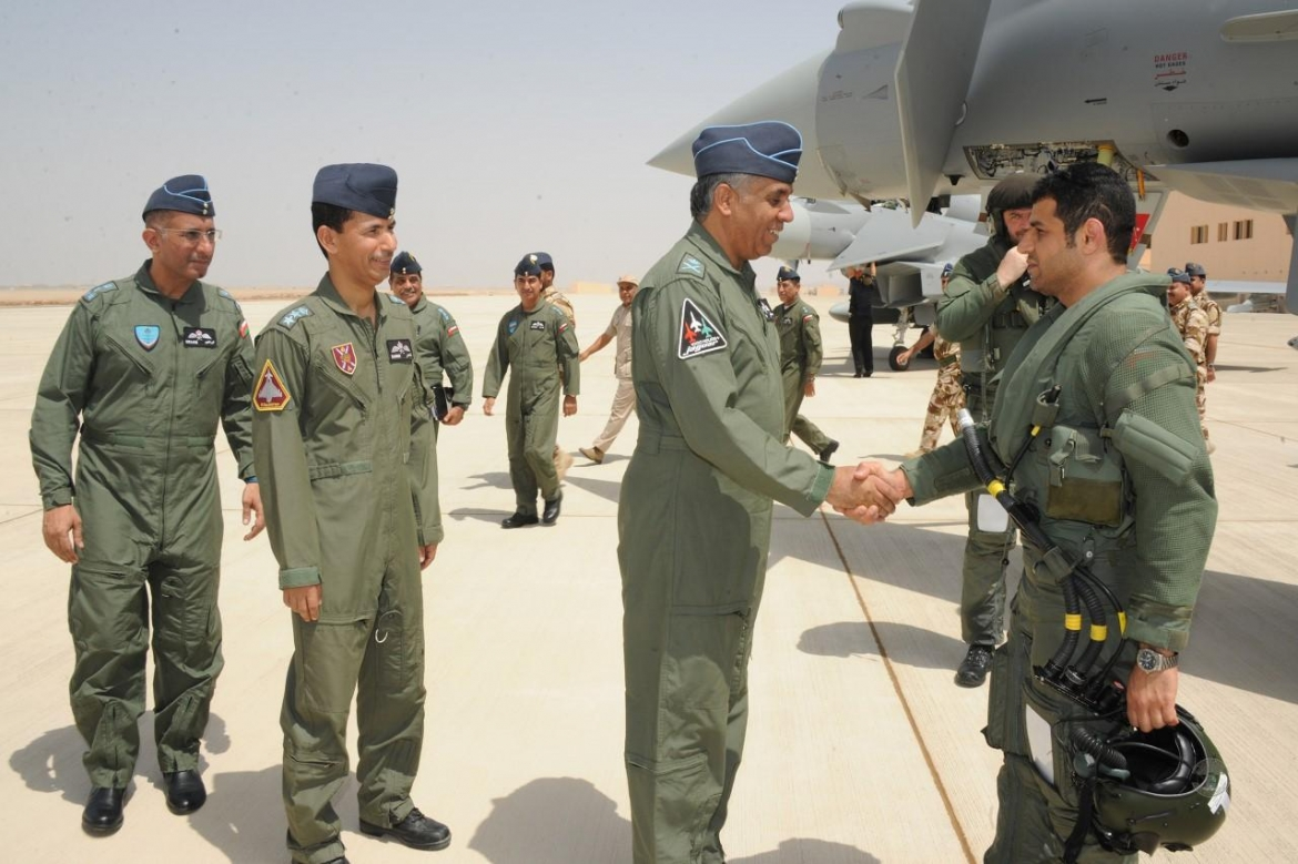 First Typhoon delivery for Oman