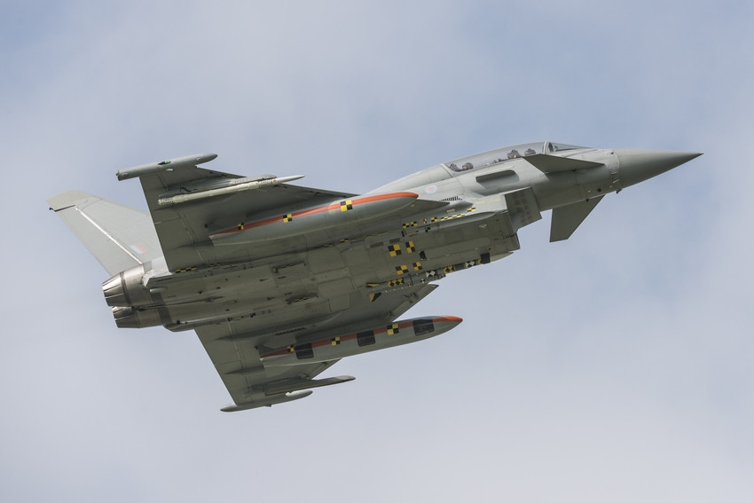Typhoon with Meteor