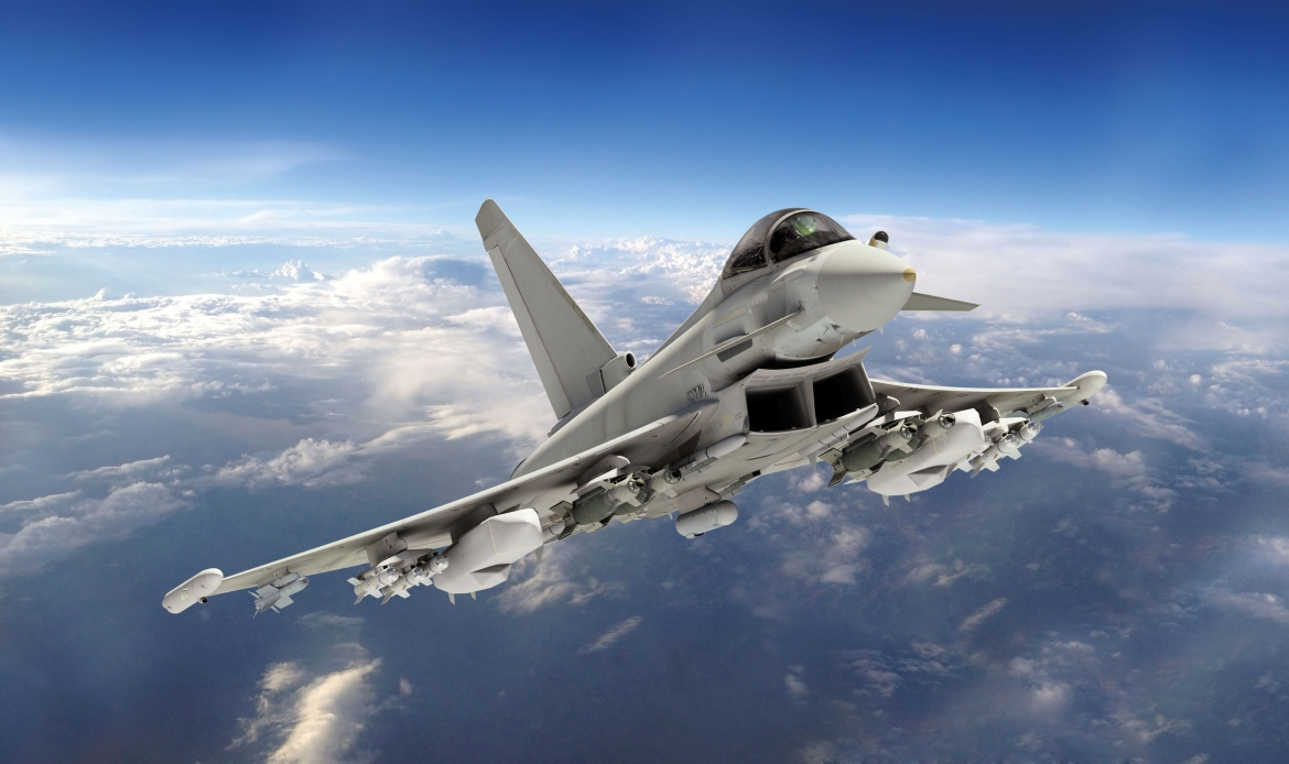 Eurofighter Typhoon – A powerful force multiplier