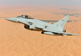 Production started for the Eurofighter Typhoon for the State of Kuwait