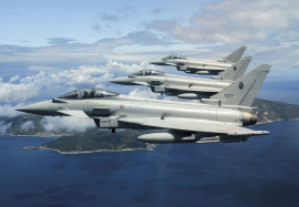 Eurofighter Typhoons