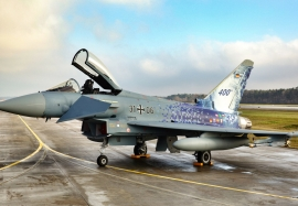 400TH EUROFIGHTER TYPHOON DELIVERED