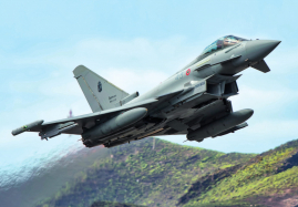 Eurofighter calendar 2018-06