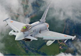 Eurofighter calendar 2019-05