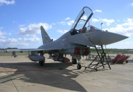 Eurofighter Typhoon Storm Shadow