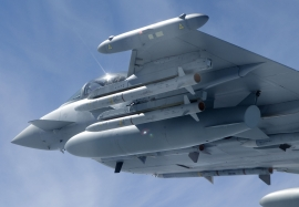 3 (AC) Squadron F2 Typhoon QRA Weapon fit