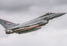RAF pilots successfully test threat awareness and pilot safety enhancements for Typhoon jets