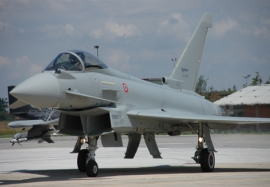 Italian built Eurofighter Tranche 3