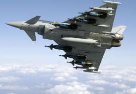 BAE Systems IPA1 with heavy weapon load