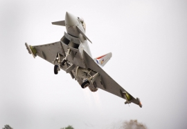 BAE SYSTEMS IPA 6 First flight