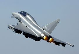 BAE Systems IPA 1 heavy weapon load at Fi 2006