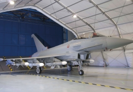 Eurofighter Typhoon strengthens capability on service