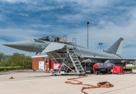 Storm Shadow flight trials preparation underway in Italy & UK