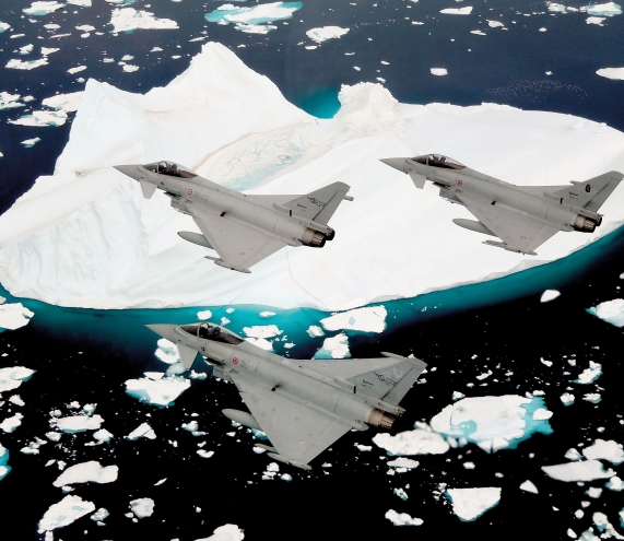 Italy to assure NATO air mission in Iceland