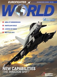 Eurofighter World - July 2014