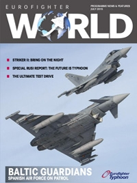 Eurofighter World - July 2015