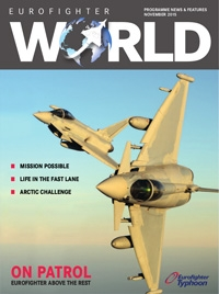 Eurofighter World - November 2015