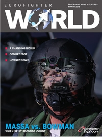 Eurofighter World - March 2016