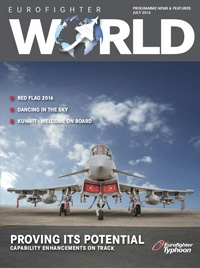 Eurofighter World - July 2016