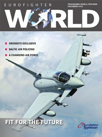 Eurofighter World - December 2016