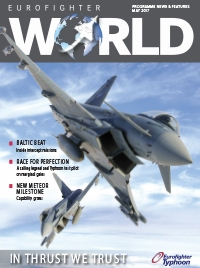 Eurofighter World - May 2017