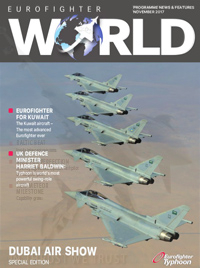 Eurofighter World - November 2017