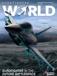 Eurofighter World July 2018