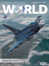 Eurofighter World June 2019