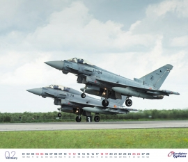 Eurofighter calendar 2017-02