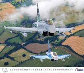 Eurofighter calendar 2017-03
