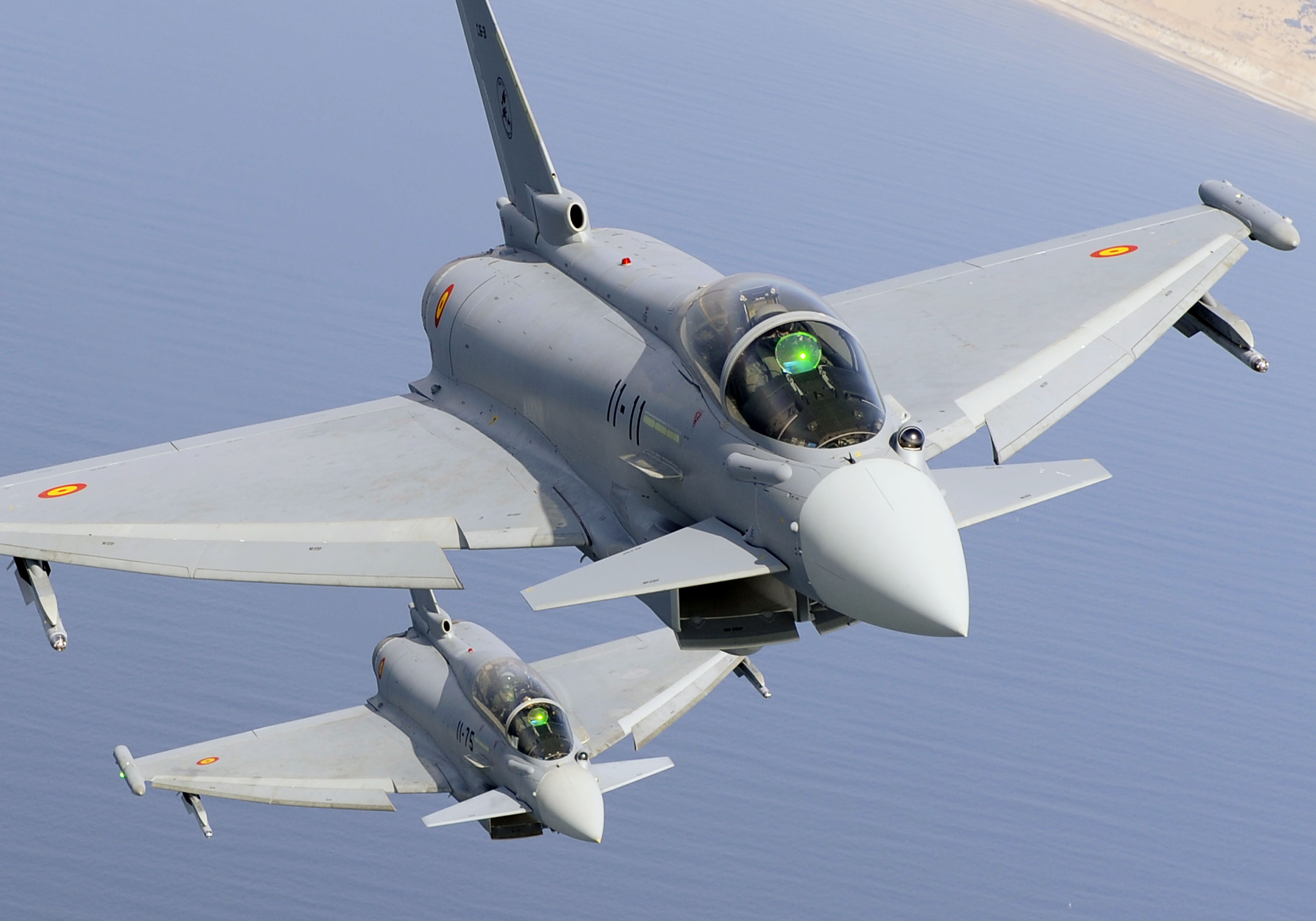 Can Eurofighter Beat Its Competition on the Asian Market ...